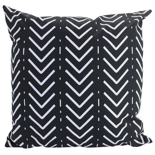 Nicholas Agency & Co Black & White Marie Outdoor Cushion
