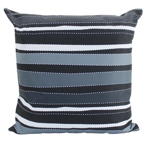 Nicholas Agency & Co Black & White Melda Outdoor Cushion