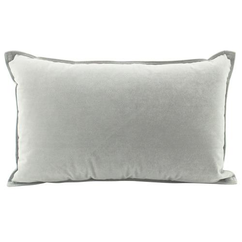 Parker Rectangular Velvet Lumbar Cushion