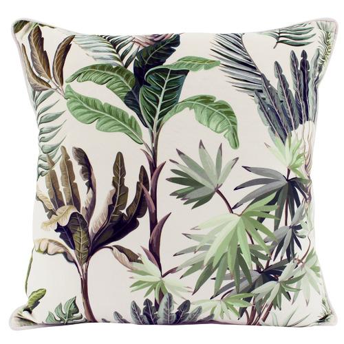 Wilderness Velvet Cushion