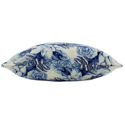 Nicholas Agency & Co Hamptons Rectangular Linen-Blend Cushion