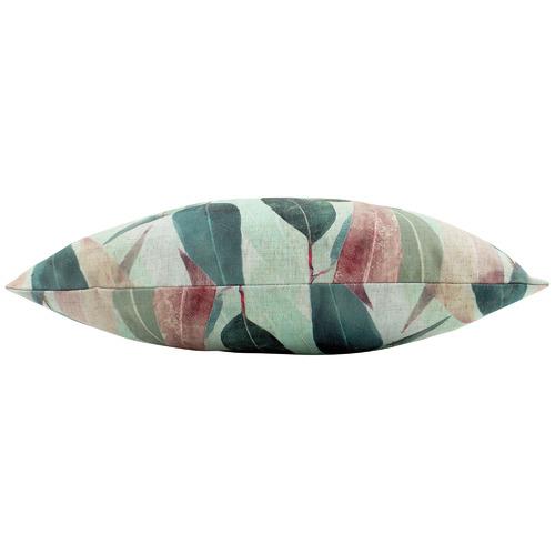 Nicholas Agency & Co Eucalyptus Linen-Blend Cushion