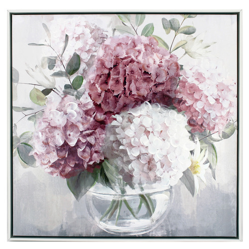 Nicholas Agency & Co Blossom Posy Framed Canvas Wall Art