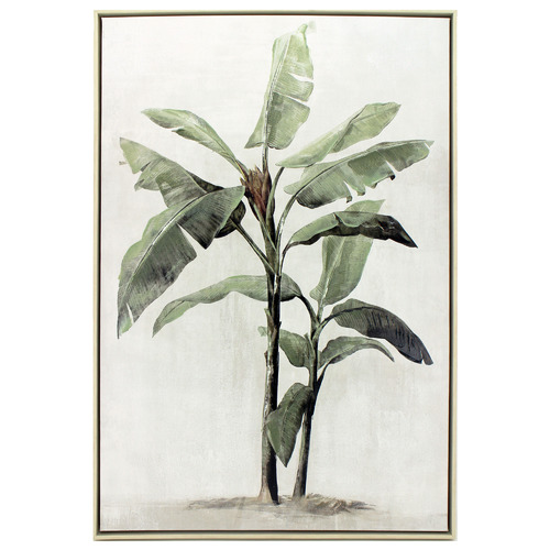 Nicholas Agency & Co Pioneer Palm Framed Canvas Wall Art