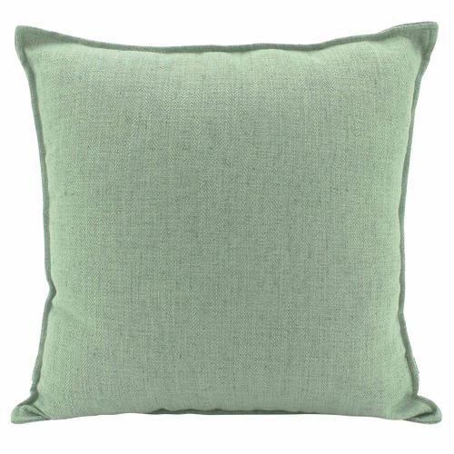 Ellyce Linen-Blend Cushion