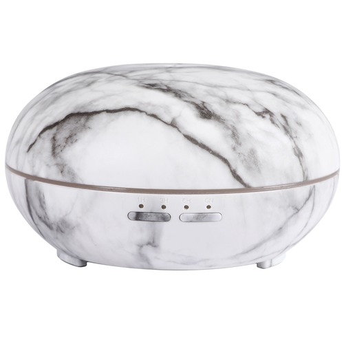 Home Innovations 300ml Marbled Ultrasonic Aroma Diffuser