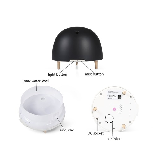 Home Innovations 180ml Bibo Ultrasonic Aroma Diffuser