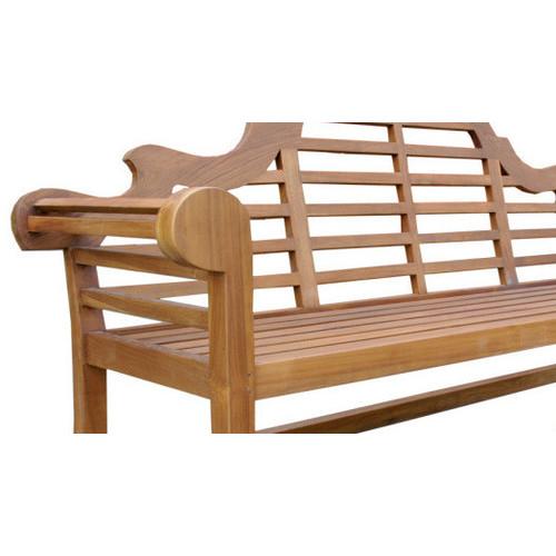 VC Living Marlboro Teak Bench Seat