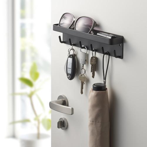 Yamazaki Metal Smart Magnetic Key Hook