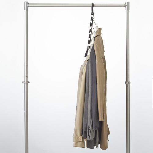 Yamazaki Yamazaki Metal 6-Clip Storage Hanger