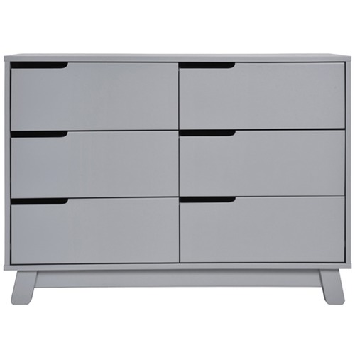 babyletto Hudson Dresser with Six Drawers