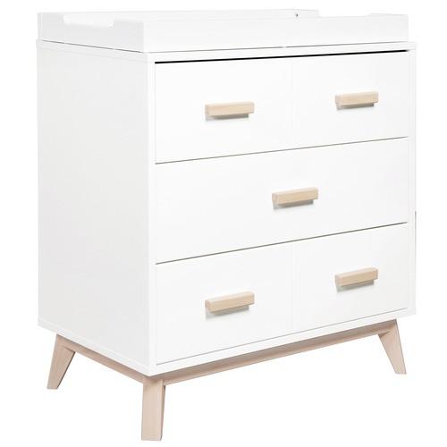 babyletto Scoot Triple Drawer Dresser