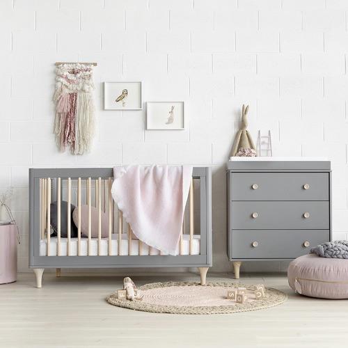 babyletto Lolly Triple Drawer Dresser
