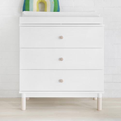 babyletto Gelato Triple Drawer Dresser