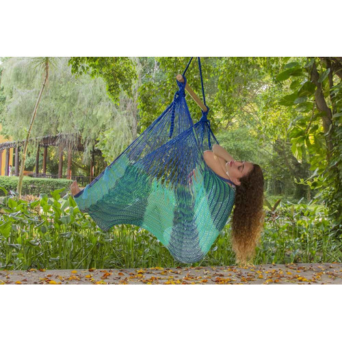 Mayan Legacy XL Mexican Hammock Swing Chair