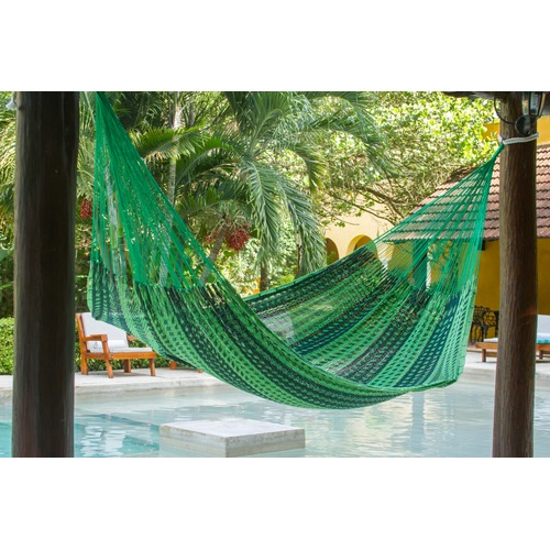 Leyla & Sol Jardin Outdoor Cotton Hammock