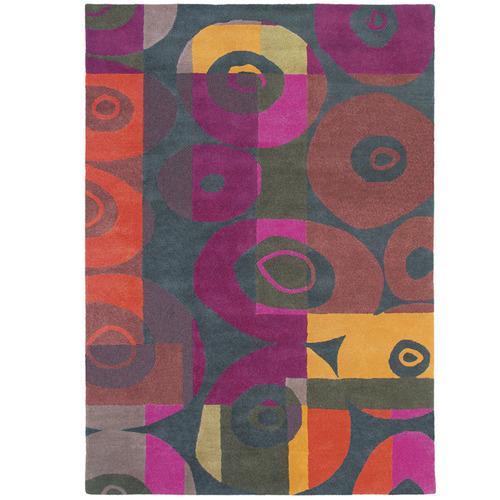 Brink & Campman Estella Geometric Hand-Tufted Wool Rug
