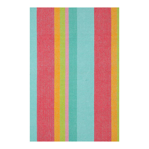 Multi Bright Tiki Stripe Rug Temple Amp Webster