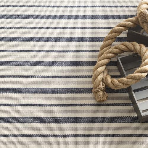 Dash & Albert Rug Company Stripe Lyall Cotton Rug