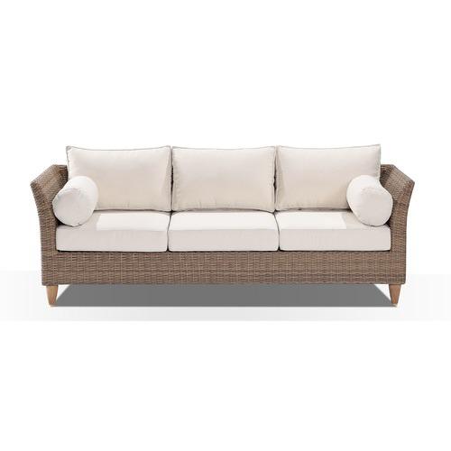 Greenport Outdoor Carolina 3 Seater Outdoor Sofa