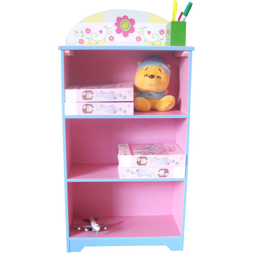 All 4 Kids Hand Painted Animal Bookcase