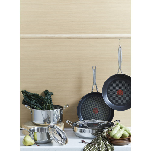 Tefal Tefal Jamie Oliver Premium Induction Cookware Set 5 Piece