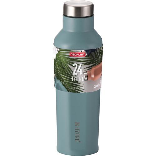 Neoflam Ocean Mint 24 Hydro 500ml Water Bottle