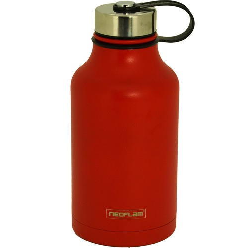Neoflam Red All Day Double Wall 2L Water Bottle