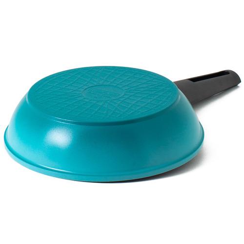 Neoflam Turquoise Amie 20cm Aluminium Frypan