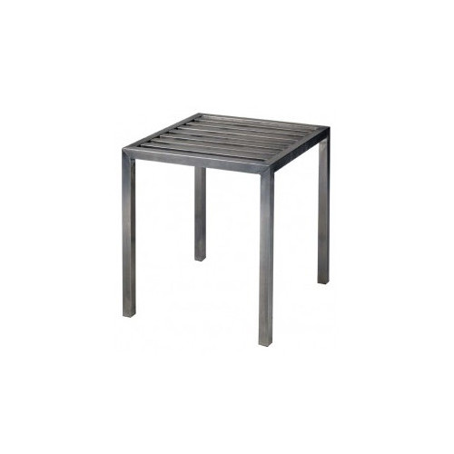 Stainless Steel Frame Jodie Stool Temple Amp Webster