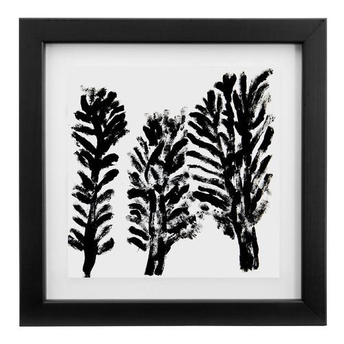 Corban & Blair Silky Oak Framed Print
