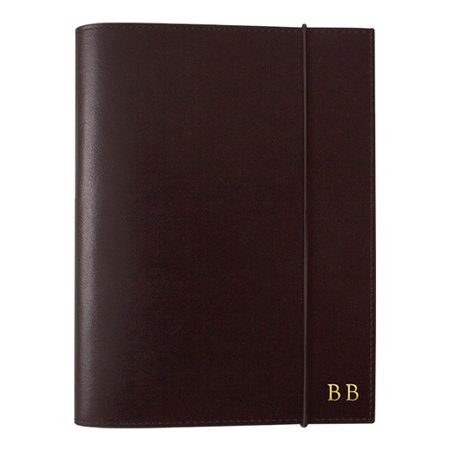 Corban & Blair A5 Brown Leather Journal