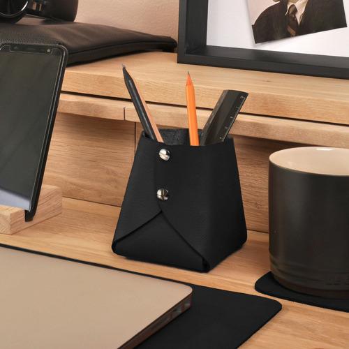 Artisan Leather Pen Pod