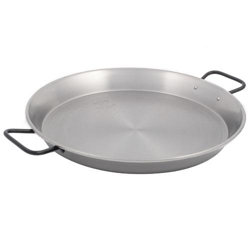 Garcima Silver Pata Negra 40cm Professional Paella Pan