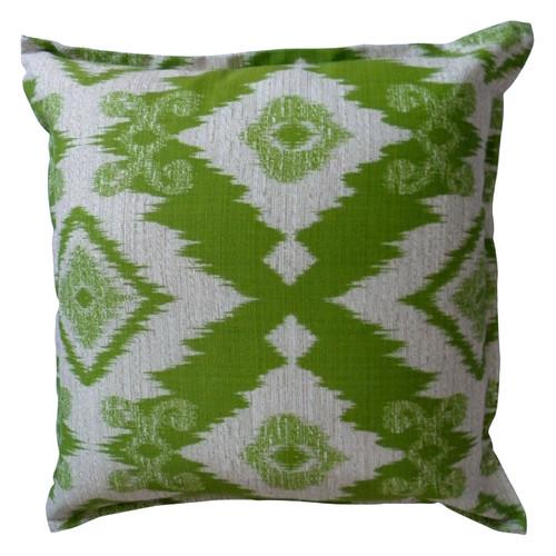 Bungalow Living Hawaii Green Accent Pillow