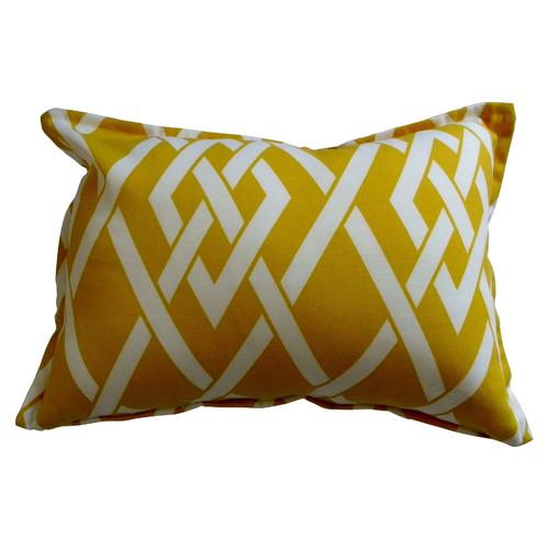 Bungalow Living Golden Gate Accent Pillow