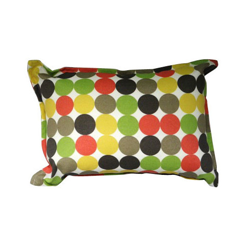 Bungalow Living Spring Rain Accent Pillow