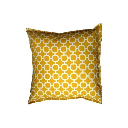 Bungalow Living Banana Hollywood Accent Pillow