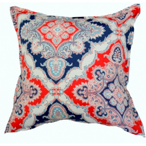 Bungalow Living Paisley Outdoor/Indoor Cushion