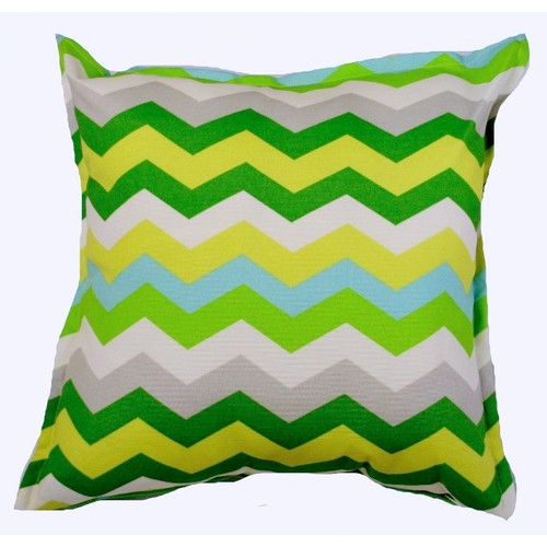 Bungalow Living Chevron Outdoor/Indoor Cushion