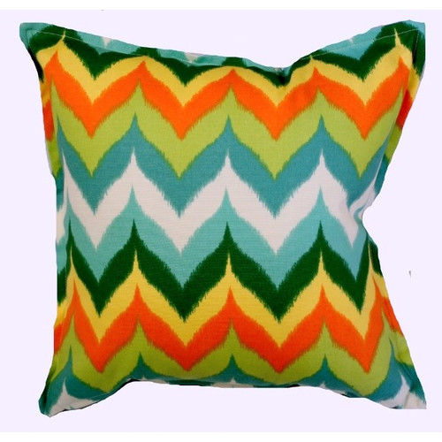 Bungalow Living Sunset City Outdoor/Indoor Cushion