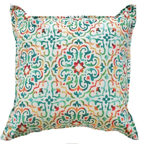 Bungalow Living Gemstone Mosaic Outdoor/Indoor Cushion