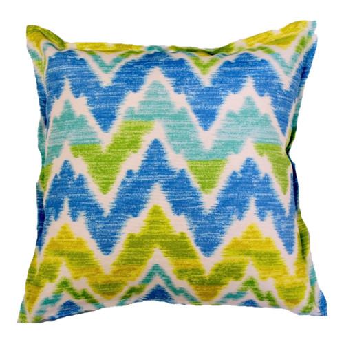 Bungalow Living Artic Waves Indoor Outdoor Cushion