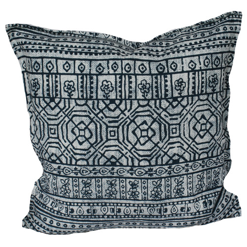 Indigo Batik Cushion