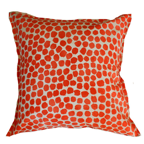 Bungalow Living Terracotta Spot Outdoor Cushion