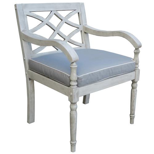 Maya Outdoor Furniture 6 Seater Villa Eucalyptus Wood Dining Set