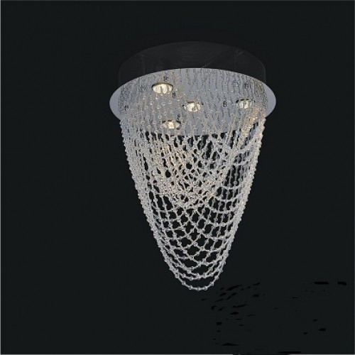 Moses chainmail pendant light temple webster fiorentino lighting moses chainmail pendant light mozeypictures Image collections