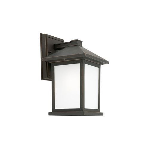 Cougar Lighting Plymouth One Light Exterior Wall Lantern