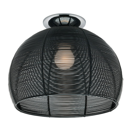 Ignite Lighting Arden 1 Light Semi-Flush Batten Fix Ceiling Light