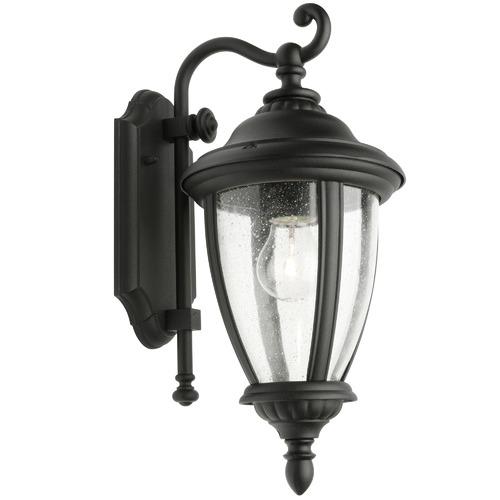 Ignite Lighting Black Oxford Outdoor Wall Light